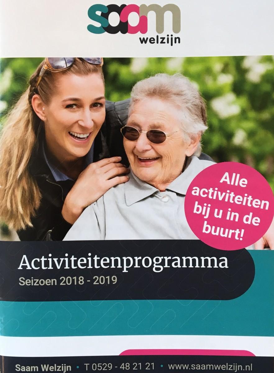 Activiteitenprogramma Seizoen 2018-2019